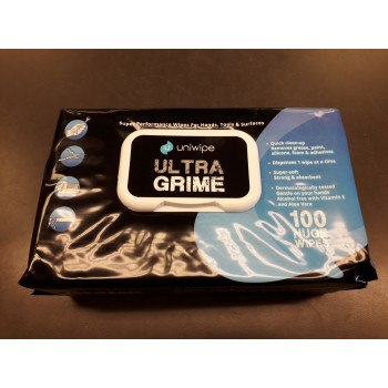Ultragrime Wipes 100pk