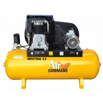 Air Command 5.5HP Industrial Compressor - 200L