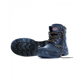 Bison Wolf Lace-up Safety Boot