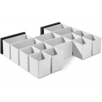Fetsool Plastic container box Set