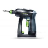 Festool Cordless Drill/Driver - C18 Basic