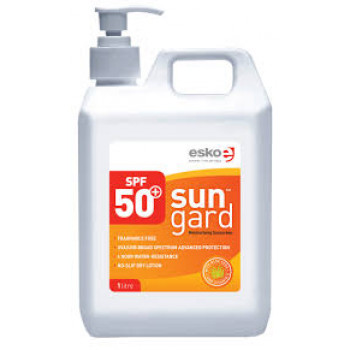 Esko Sungard Sunscreen 1 Litre