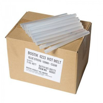 Bostik Hot Melt Glue Sticks 5kg