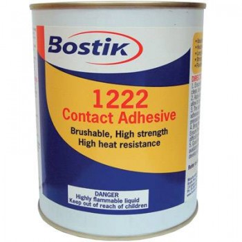 Bostik 1222 Contact Adhesive 1 Litre