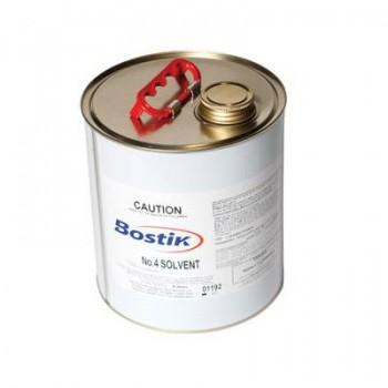 Bostik Solvent No. 4 4 Litre