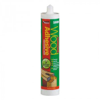 Lumberjack 5Min Wood Adhesive Gel