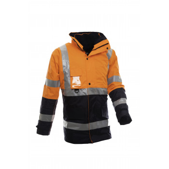Safe T Tec Jacket 5 in 1