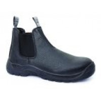 Bison Slip On Safety Boots - **CLEARANCE**