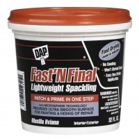 DAP Fast'N Final Filler 946ml