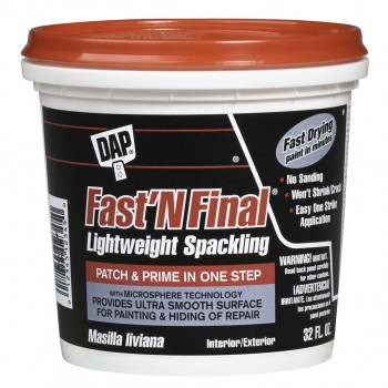 DAP Fast'N Final Filler 473ml