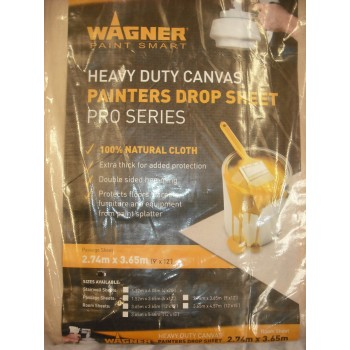 Wagner Canvas Drop Sheet