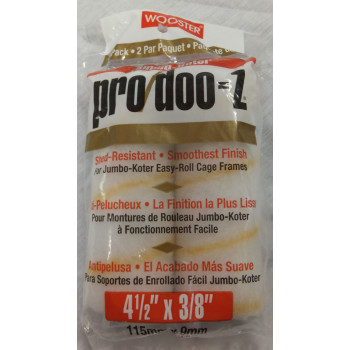 Jumbo Koter Prodooz Sleeves 115mm x 9mm 2pk
