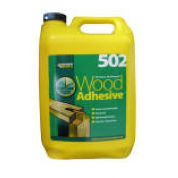 Wood Adhesive 502 5 Litre