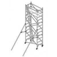 Scaffold - 5m Tower FMS500