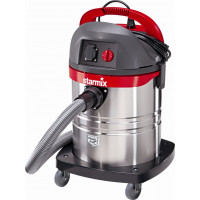 Vacuum Cleaner, Starmix, Stainless Steel Tank