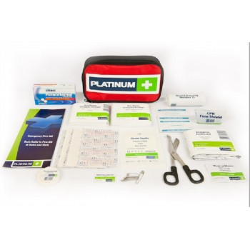 Platinum Vehicle First Aid Kit