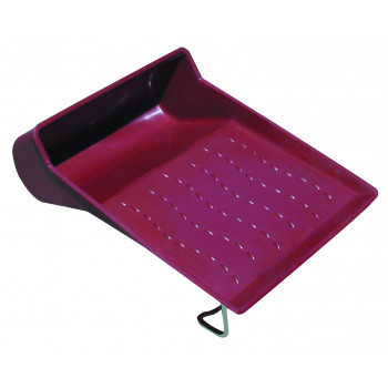 Red Hooded Roller Tray