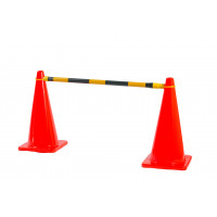 Extendable Cone Barrier