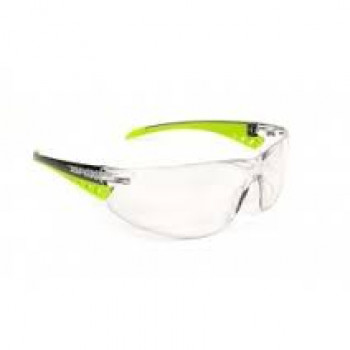 Esko Wrap Around Safety Glasses Clear