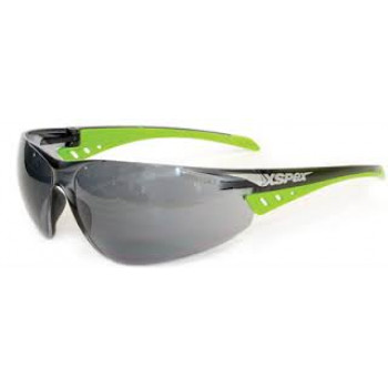 Esko Wrap Around Safety Glasses Smoke