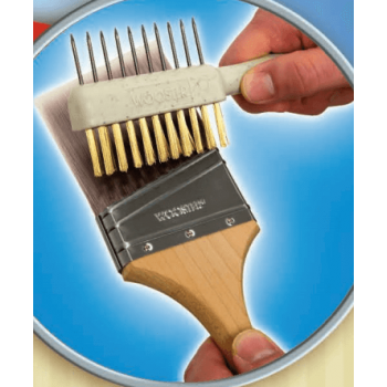 Painters Brush Comb