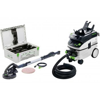 Festool - PLANEX Sander Set - LHS225 + CT36 Dust Extractor