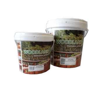 Woodlands Water Based Oil Stain 10 Litre