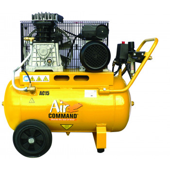 Air Command 15CFM, 3HP Compressor- 50L Tank
