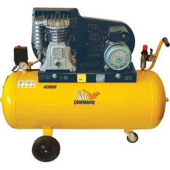 Air Command 16CFM, 3HP Compressor- 100L Tank