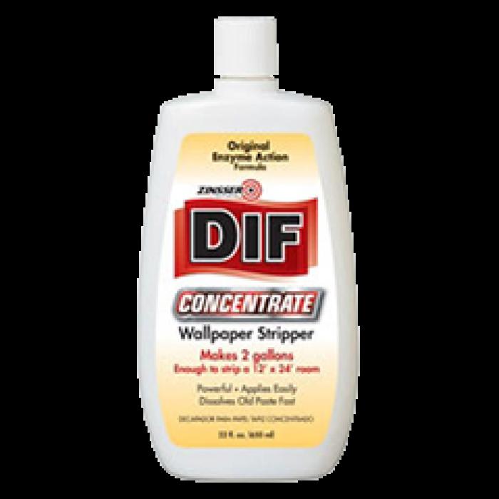 DIF Wallpaper Stripper Concentrate 650ml