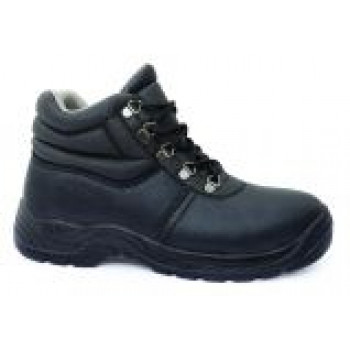 Bison Lace Up Safety Boots - **CLEARNACE**