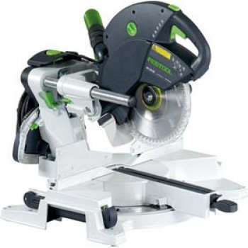 Festool 260mm Sliding Compound Mitre Saw - Kapex 120