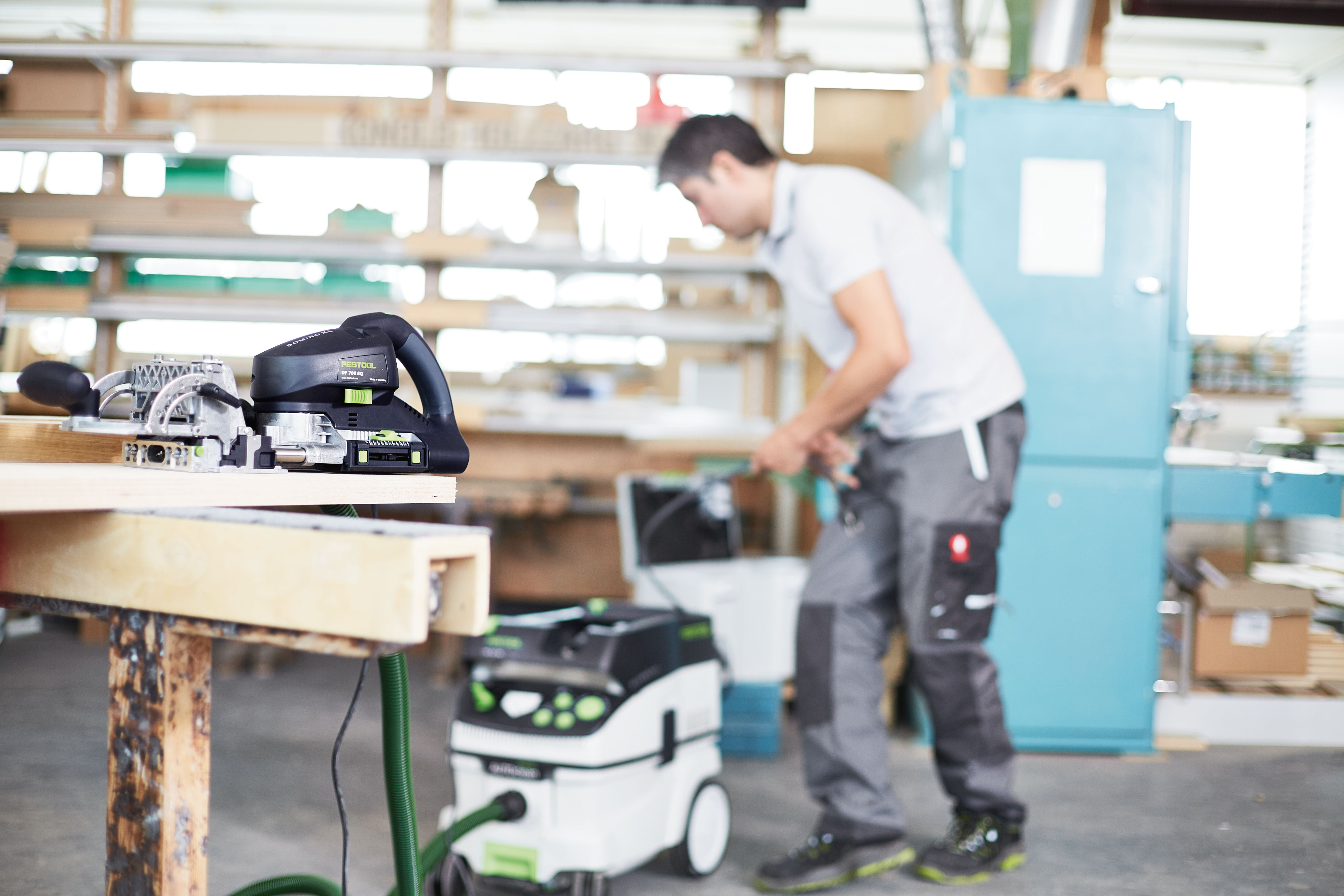 Our Festool range has grown...